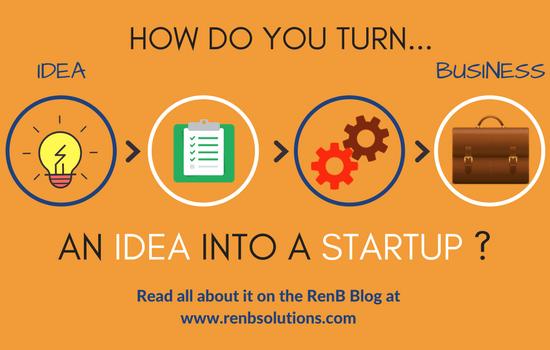 start a company
