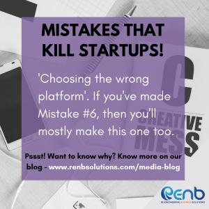 Choosing the wrong Platform